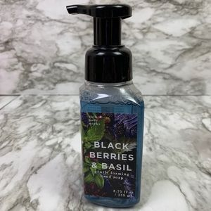 3 for $12 Bath & Body Works Blackberries & Basil